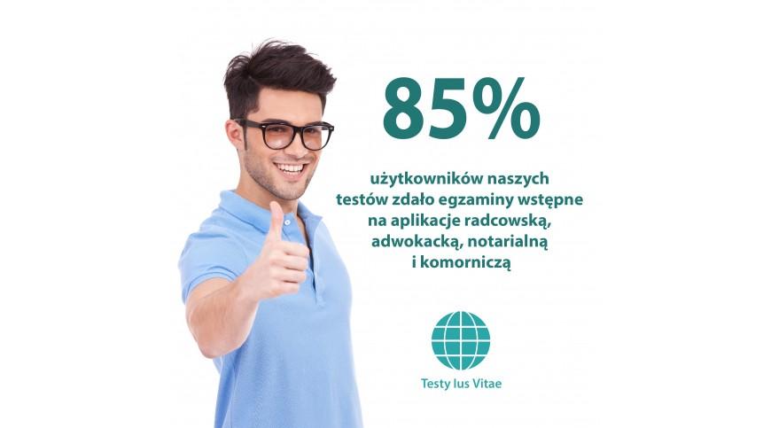 Sukces naszych testów online